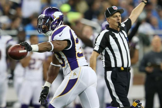 Vikings: Jamarca Sanford 'Coming Home' to Minnesota