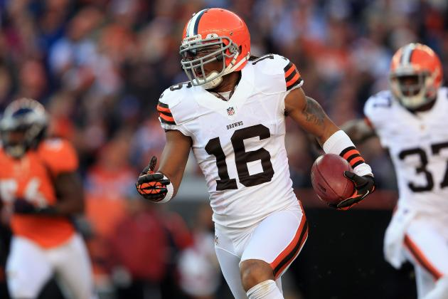 Dallas Cowboys Rumors: Josh Cribbs Would Be a Waste of Money