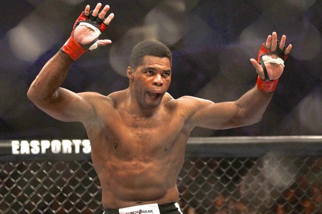 Herschel Walker Wants to Fight in UFC