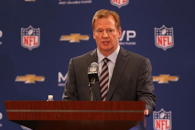 Roger Goodell's Reign Is Making NFL Soft