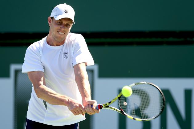Sam Querrey Becomes No. 1 American Men's Tennis Player