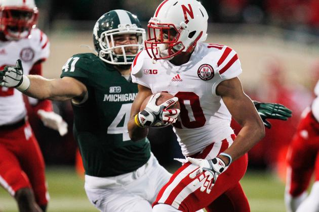 Nebraska Football: Getting to Know the Cornhuskers' Wide Receivers