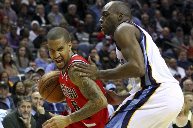 NBA Gamecast: Grizzlies vs. Blazers