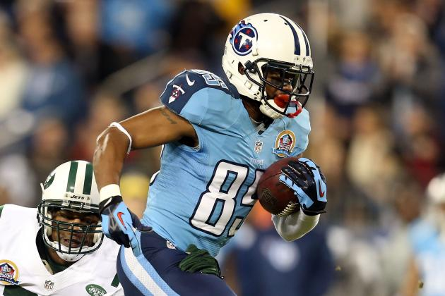 Nate Washington to Be Shopped by Tennessee Titans
