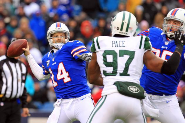 Who Will Replace Ryan Fitzpatrick as Buffalo Bills Starting QB in 2013?