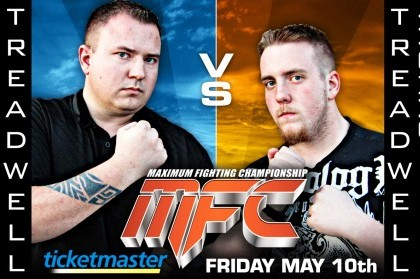 Maximum Fighting Championship to Feature Brother vs. Brother at MFC: 37