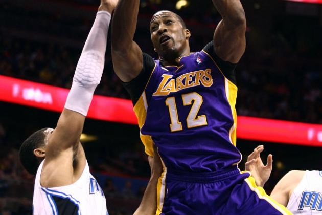Lakers Silence Magic, Win 4th Straight in Howard's Return
