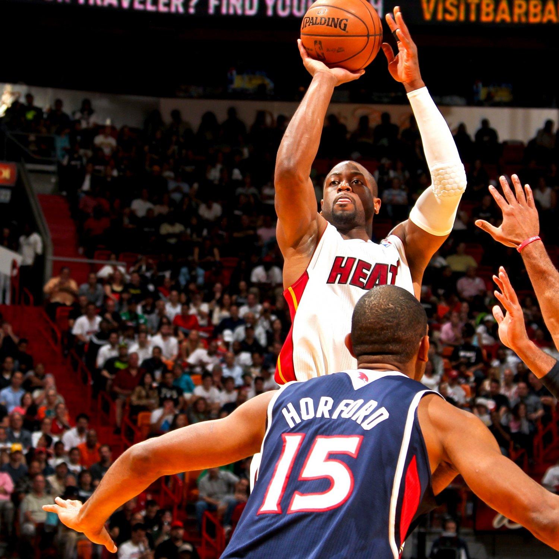 Miami Heat Extend Win Streak to 19 with Win vs. Atlanta ...