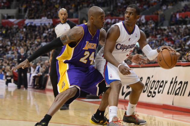 Can L.A. Clippers Own Los Angeles After Kobe Bryant Retires?