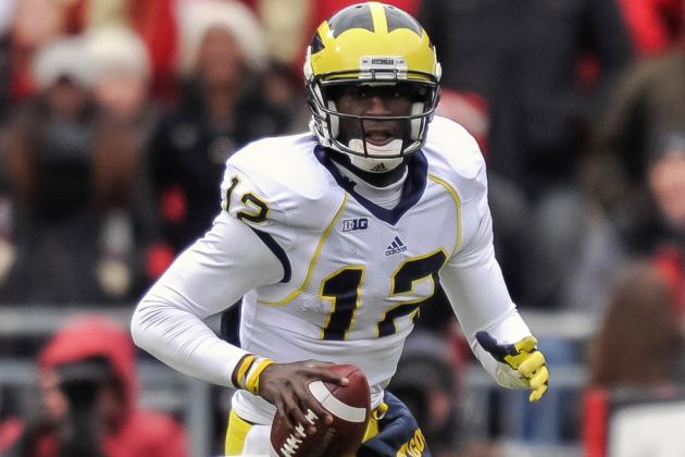 Michigan Football: What Devin Gardner's 5th Year Means for the Offense