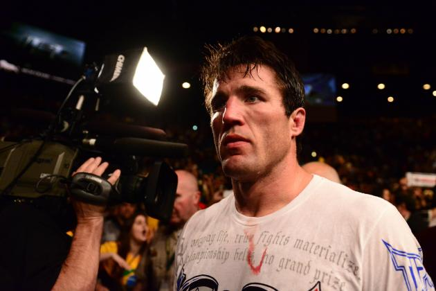 Chael Sonnen Tells Jon Jones to