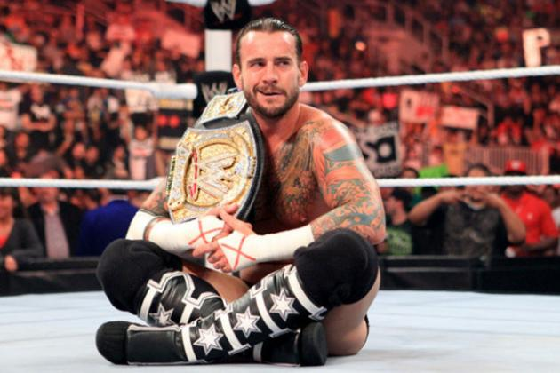 CM Punk: How the WWE Is Trying to Right the Wrong at WrestleMania 29