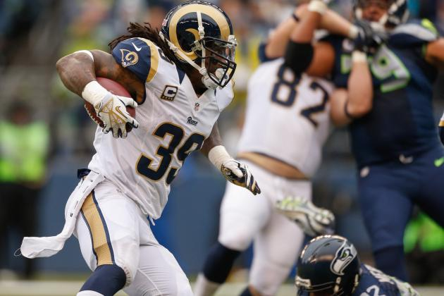 How Can the St. Louis Rams Replace Steven Jackson?