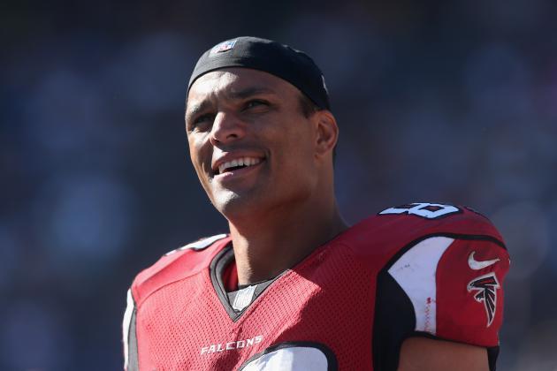 Tony Gonzalez Coming Back Makes Atlanta Falcons  a 'Team of Destiny'
