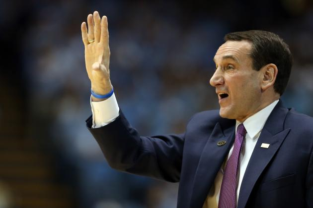 Duke Basketball: Blue Devils Will Secure No. 1 Seed with ACC Tournament Victory