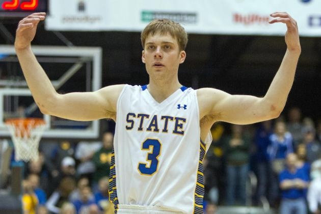 Nate Wolters and South Dakota State Are Back in the NCAA Tournament