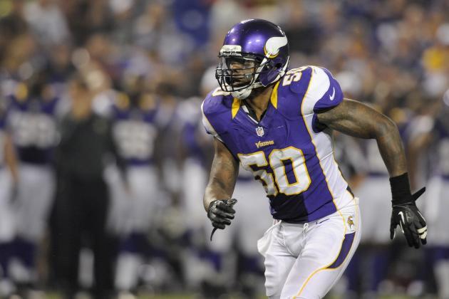 Erin Henderson, Jerome Felton Stay Minnesota Vikings