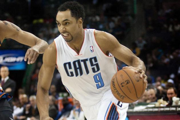 Gerald Henderson scores 35 as Charlotte Bobcats blow out Boston Celtics