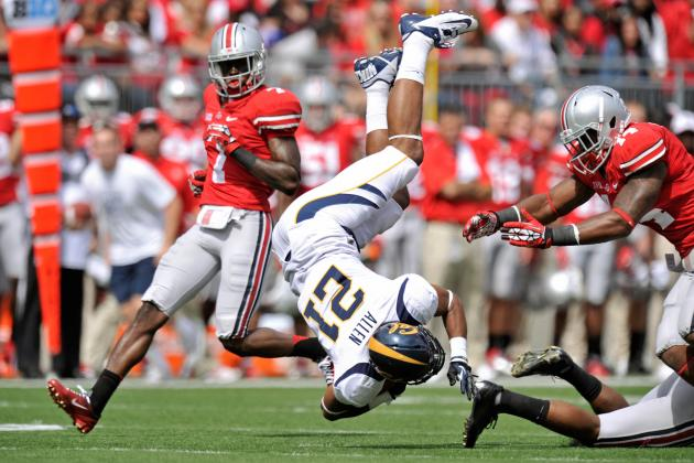 Ohio State Football: Why 2013 Is Curtis Grant's Last Chance to Become a Star