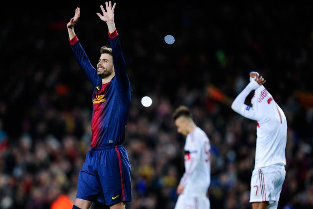 AC Milan vs. Barcelona: Biggest Takeaways from Barca's Incredible Victory