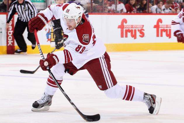 Following 2 Solid Wins, the Phoenix Coyotes Embark on Important Road Trip