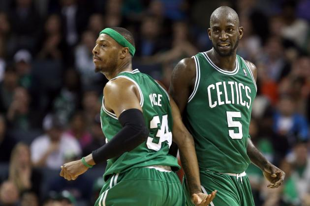 Kevin Garnett and Paul Pierce Have Problems, but Age Isn't One of Them