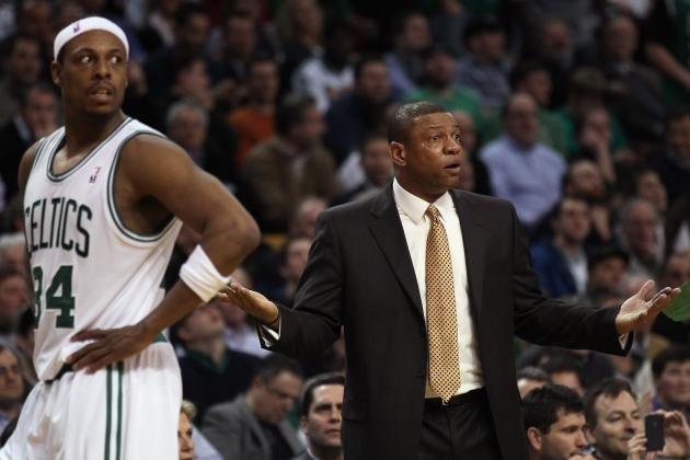 Boston Celtics: Resting Paul Pierce Was a Bad Decision on Doc Rivers' Part