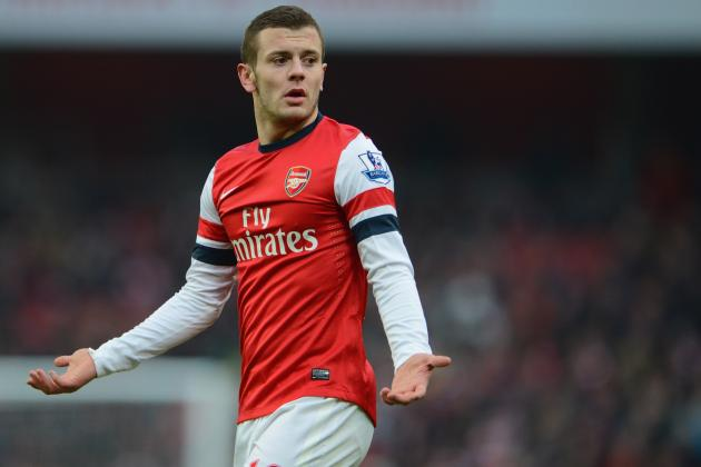 Wilshere's Latest Injury a Worrying Sign for Arsenal, England and Jack Himself