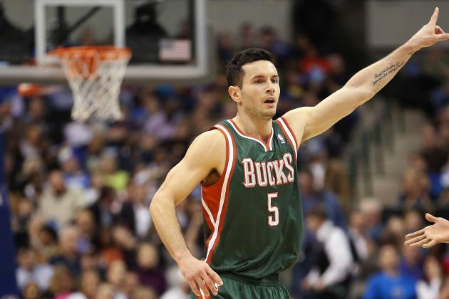 Grading J.J. Redick's Initial Performance with the Milwaukee Bucks