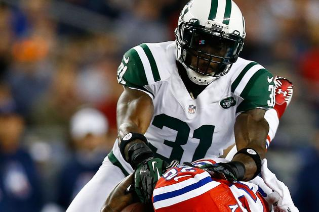 Report: Jets Restructure Antonio Cromartie's Contract
