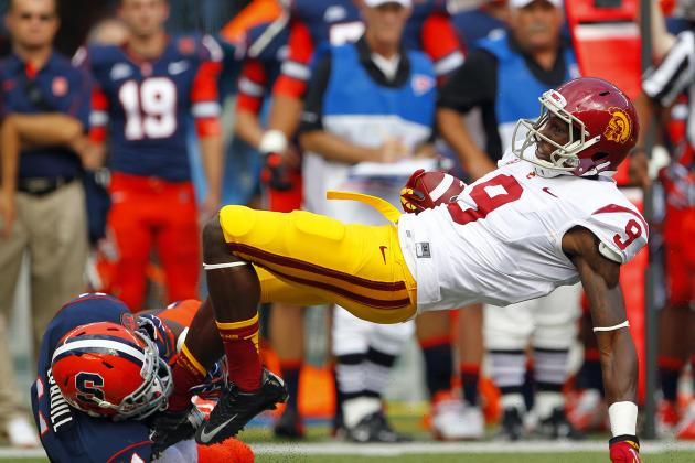 Good News on Injury Front for USC's Lee, Wittek