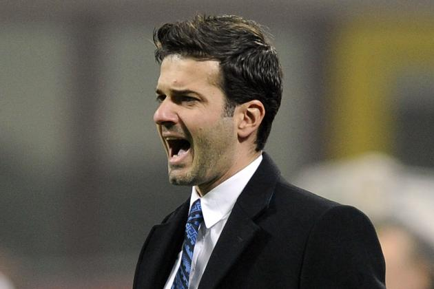 Stramaccioni Doesn't Fear Inter Axe