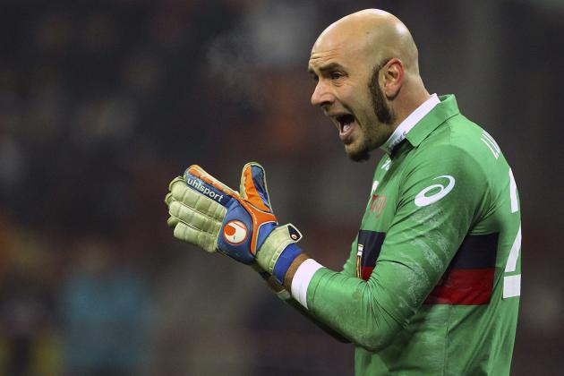 Fiorentina Extend Lupatelli Deal