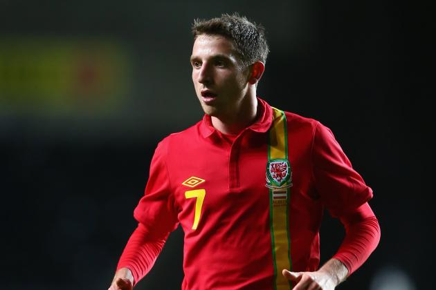 Liverpool Midfielder Joe Allen in Wales Squad for World Cup Qualifiers