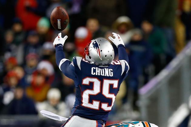Thomas, Chung Say Goodbye to New England