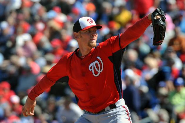 Davey Announces Strasburg Will Start Opening Day
