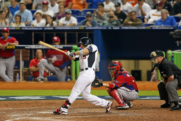 David Wright Continues to Power Team USA's Run at the World Baseball Classic