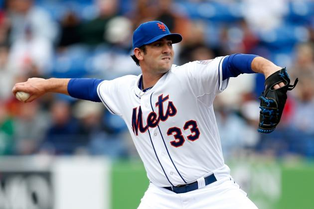 Viola: Mets' Harvey 'like a Young Roger Clemens'