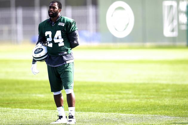 Trading Darrelle Revis Will Not Save the New York Jets