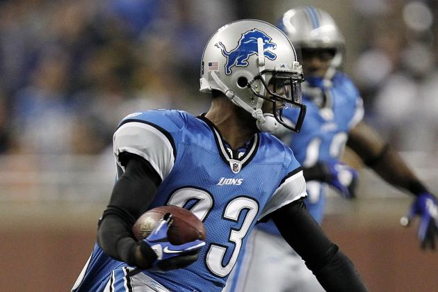 Report: Detroit Lions Sign Chris Houston to a Five-Year Deal
