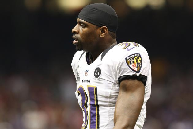 Ravens Release Safety Bernard Pollard