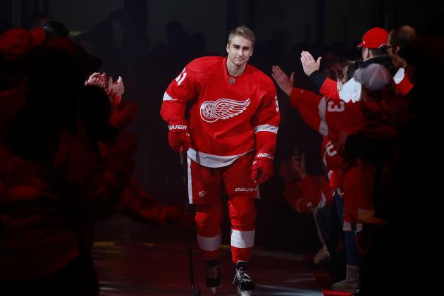 Red Wings: With Logjam of Forwards, Decisions Must Be Made Fast Before Deadline