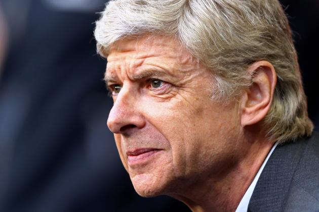 Arsene Wenger Will Incite Arsenal Fans by Starting Weak Team vs. Bayern Munich