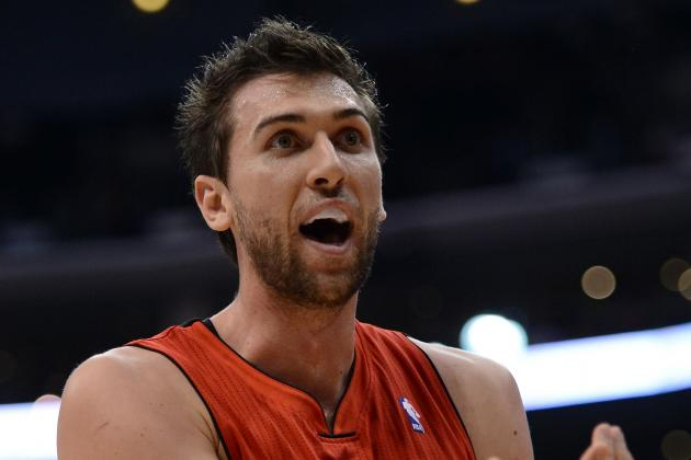 Andrea Bargnani Injury Update