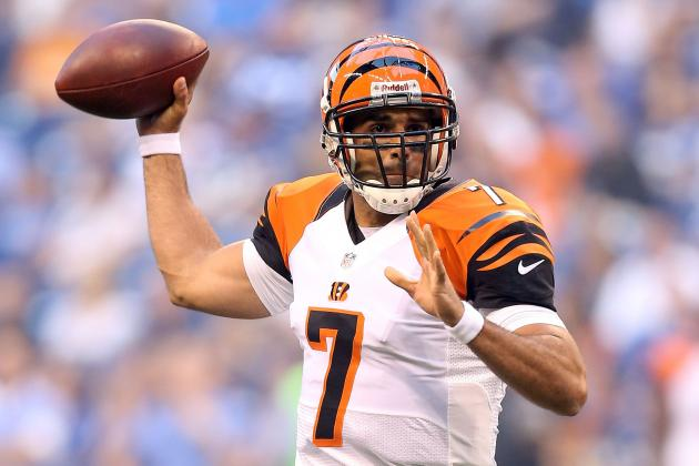 Steelers Signing QB Bruce Gradkowski to Three Year Contract
