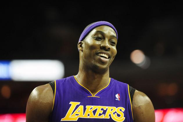 Dwight Howard Finally Becoming Dominant Center LA Lakers Need Down Stretch