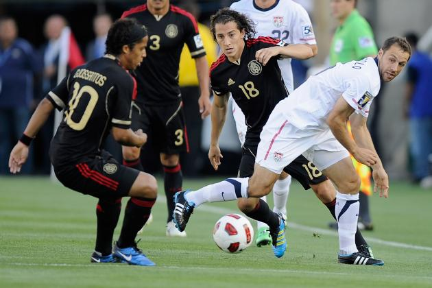 Gold Cup 2013 Schedule: Complete Dates, Start Times and Teams Released