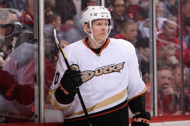 Anaheim Ducks F Corey Perry Faces Hearing for Hit on Wild's Jason Zucker