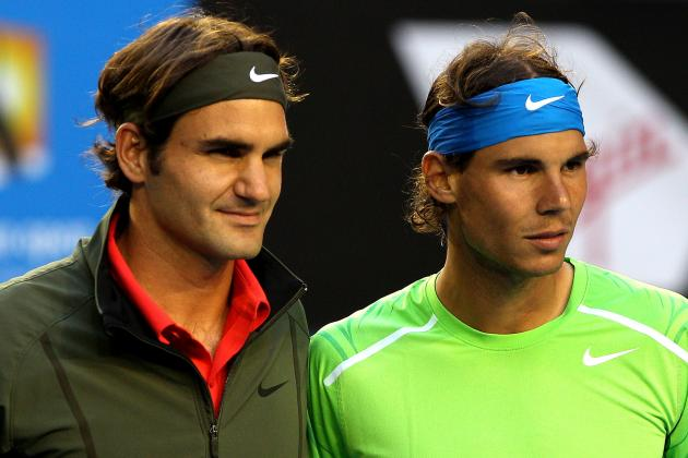 Potential Roger Federer vs. Rafael Nadal Clash in Indian Wells Will Steal Show