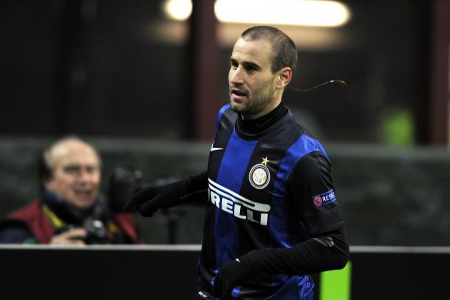 Rodrigo Palacio: Could Inter Milan Striker Play for Argentina at World Cup 2014?